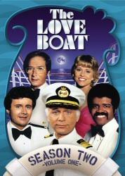 The Love Boat: Season Two, Vol. 1 DVD cover art