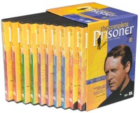 The Prisoner: Complete Collection DVD cover art