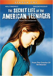The Secret Life of the American Teenager: Season One DVD cover art