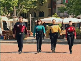 trekkies 2 starfleet uniforms