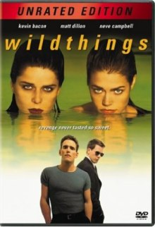Wild Things DVD cover art