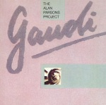 Alan Parsons Project: Gaudi CD cover art