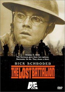 The Lost Battalion DVD cover art