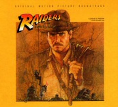 Raiders of the Lost Ark soundtrack cover art