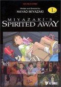 Spirited Away, Vol. 1 cover art