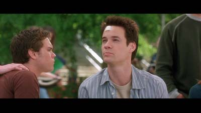 Shane West from A Walk to Remember