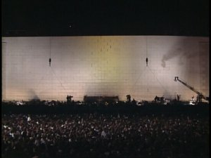 The Wall: Live in Berlin stage