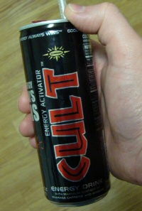 Cult Energy Drink