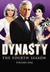 Dynasty Season 4, Vol. 1 DVD cover art