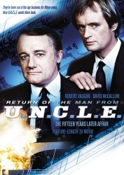 Return of the Man from UNCLE DVD cover art