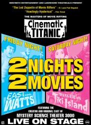 Cinematic Titanic Live