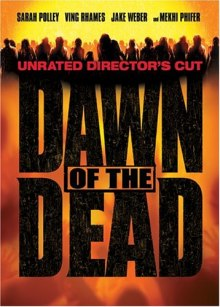 Dawn of the Dead 2004 DVD cover art