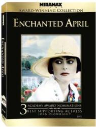 Enchanted April DVD cover art