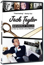 Jack Taylor of Beverly Hills DVD cover art