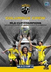 MLS Cup 2008 Game DVD cover art