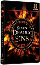 Seven Deadly Sins DVD cover art