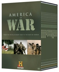 America at War DVD cover art
