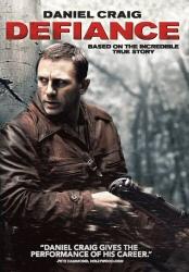 Defiance DVD cover art