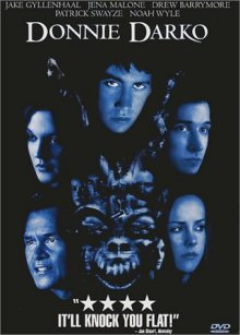Donnie Darko DVD cover art