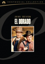 El Dorado DVD cover art