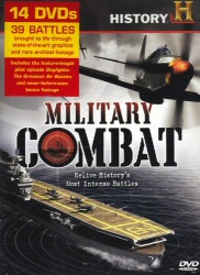 Military Combat DVD cover art
