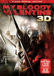 My Bloody Valentine 3D DVD cover art