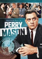 Perry Mason Season 4, Vol. 1 DVD cover art