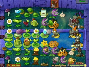Plants vs. Zombies screengrab