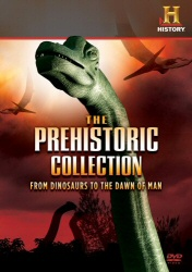 Prehistoric Collection DVD cover art
