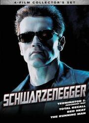 Schwarzenegger Collection DVD cover art