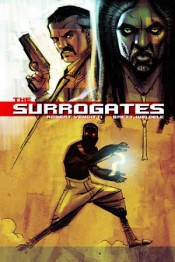 Surrogates #1 cover art