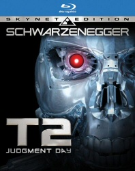 T2: Judgment Day Blu-Ray cover art