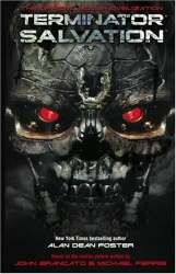 Terminator Salvation: the Novelization cover art
