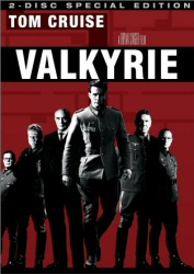 Valkyrie DVD cover art