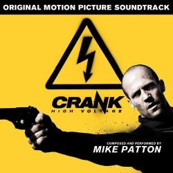 Crank: High Voltage soundtrack cover art
