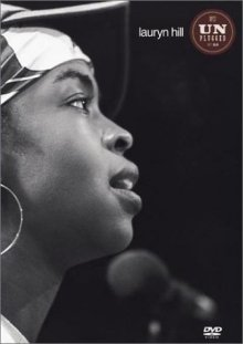 Lauryn Hill: Unplugged 2.0 DVD cover art