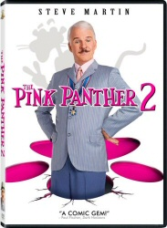 Pink Panther 2 DVD cover art