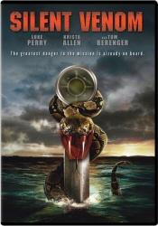 Silent Venom DVD cover art