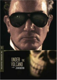 Under the Volcano: Criterion Collection: DVD cover art