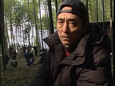 Director Yimou Zhang from House of Flying Daggers
