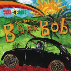 Bob Marley: B is for Bob CD cover art