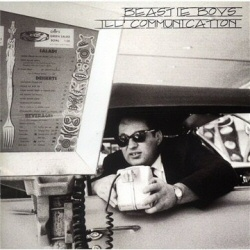 Beastie Boys: Ill Communication CD cover art