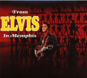 From Elvis in Memphis CD cover art