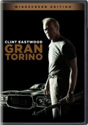 Gran Torino DVD cover art