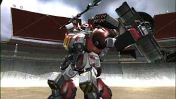 heavy gear gladiator