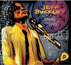 Jeff Buckley: Grace Around the World CD/DVD cover art