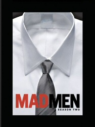 Mad Men Season Two DVD cover art