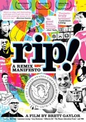 Rip!: A Remix Manifesto DVD cover art