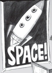 SPACE! by Len Peralta