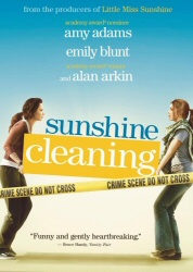 Sunshine Cleaning DVD cover art